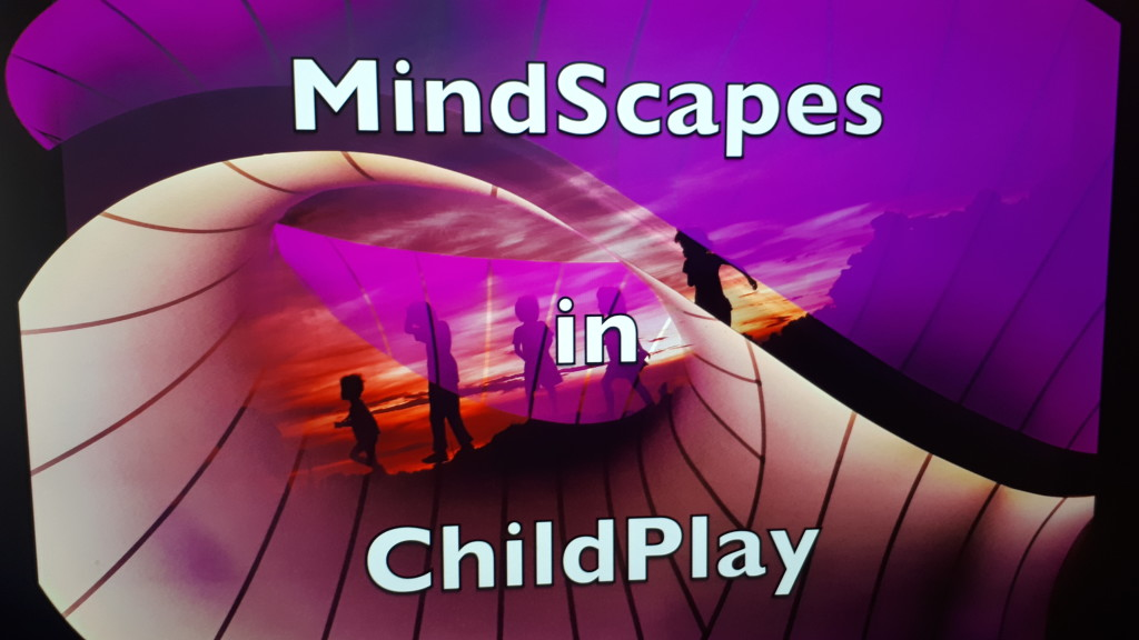 MindScapes in ChildPlay Logo