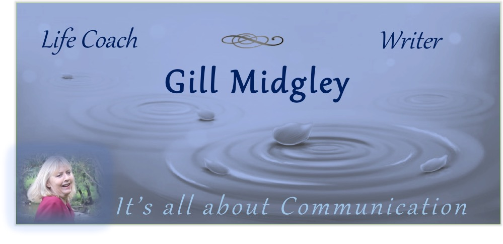 Gill Midgley Life Coach & Writer